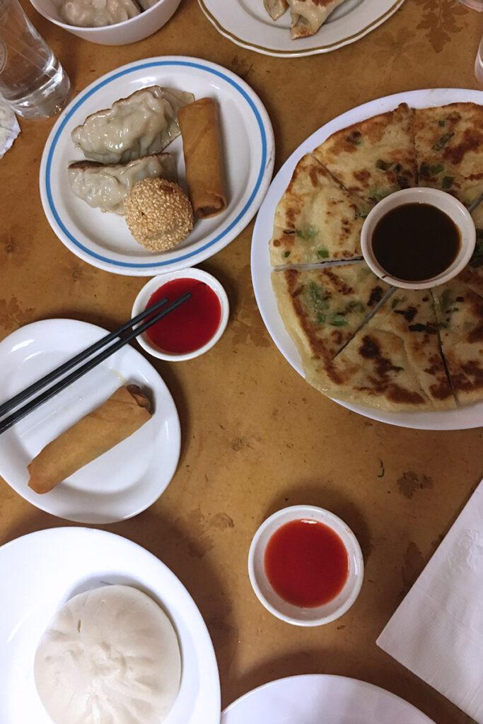 Chinatown dim sum