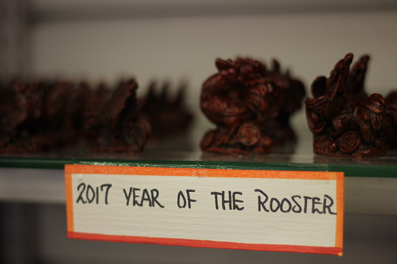 Year of the Rooster gifts