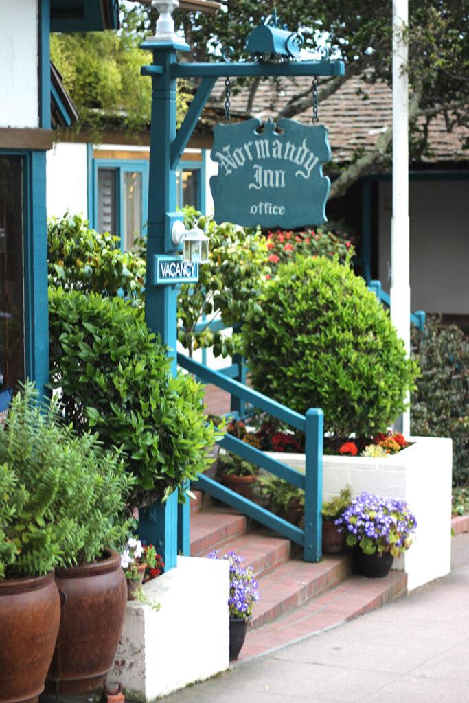 Normandy Inn in Carmel, California