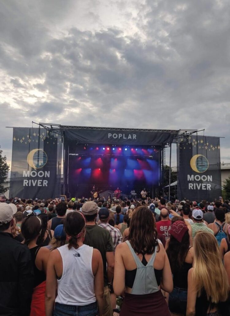 Judah & the Lion at Moon River Festival 2018