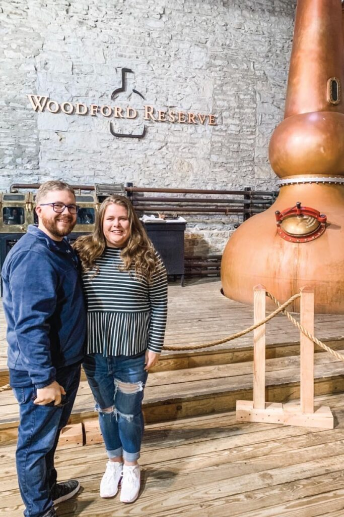Visiting Woodford Reserve