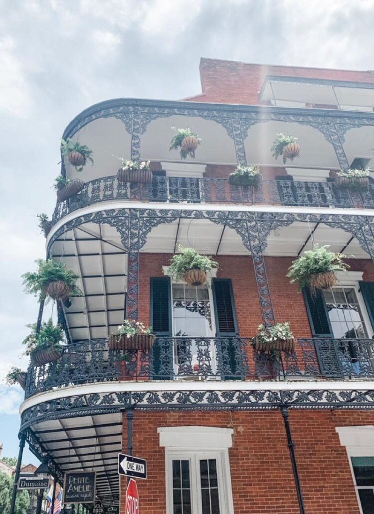 My birthday in New Orleans, part I