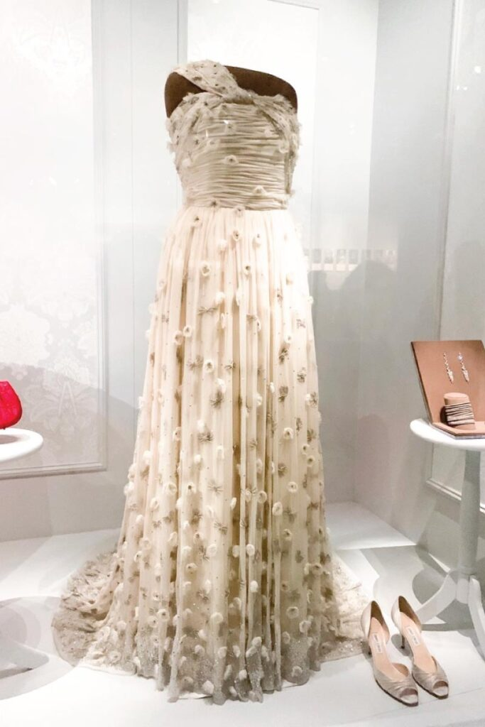 Michelle Obama's first inauguration gala gown