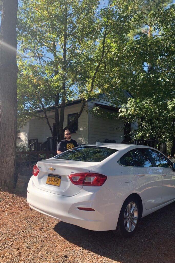 Airbnb in Greenwood, AR