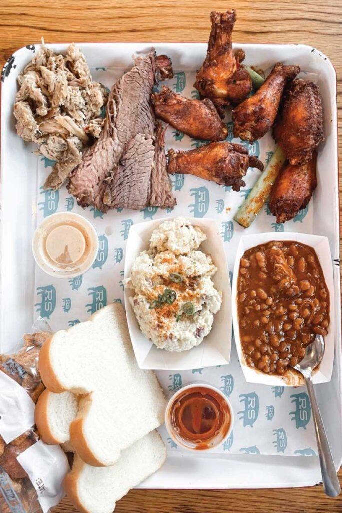 Rodney Scott BBQ in Charleston, SC